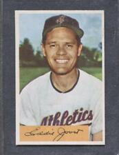 1954 Bowman #35 Eddie Joost (Athletics) (Quiz Ans 8)  Ex  (Flat Rate Ship)