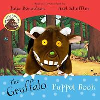 My First Gruffalo: The Gruffalo Puppet Book by Donaldson, Julia, NEW Book, FREE