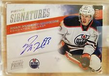 Ryan Nugent-Hopkins 2012-13 Panini Prime Signatures 2/10 SSP Edmonton Oilers