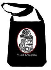 Vlad Dracula The Impaler Crossbody Sling Bag Vampire Occult Handbag Goth Punk