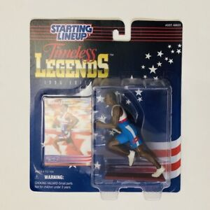 MICHAEL JOHNSON Timeless Legends Starting Lineup Figure SLU 1996 Olympics MOC!!