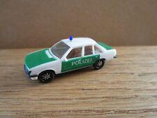 Herpa Ho Opel Rekord Berlina 2.0 E Polizei Police Car 1/87