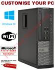 Dell Optiplex SFF i5 16GB 2TB / SSD Win 10 Desktop PC