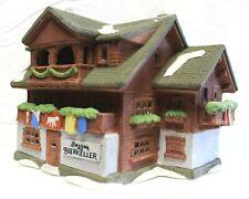 Dept. 56 Alpine Village Series Besson Bierkeller #65404 Original Box Retired