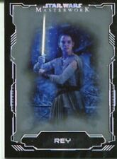 Rey Star Wars Collectable Trading Cards