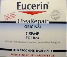 Eucerin 5 % Urea Repair 75 ml OVP Creme PZN 11678053 trockene raue Haut