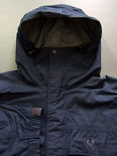 Fred Perry Zip Nylon Hooded Coats & Jackets for Men