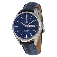 Tag Heuer Carrera Automatic Blue Dial Mens Watch WAR201E.FC6292