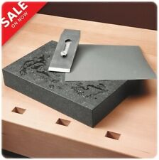 Stable Sharpening Stone Granite Surface Plate Grade A Ledge0 Black 9 X 12 X 2