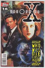 X-Files #16 Topps - A Question of Ownership Past Stefan Petrucha Charlie Adlard