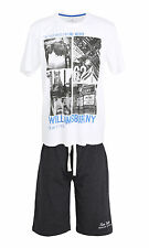 Tom Tailor Herren Schlafanzug Pyjama Shorty 70884 70893