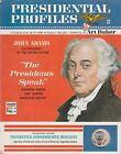 JOHN ADAMS PRESIDENTIAL PROFILES 1966 RECORD #2,NARRATED BY ART  BAKER