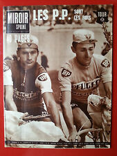 24/07/67 Miroir sprint n°1103 CYCLISME TOUR DE FRANCE 1967 PINGEON POULIDOR