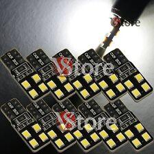 10 LED T10 Lampade 8 SMD 2835 Canbus Bianco No Errore Luci Posizione Xenon Targa