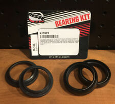 New MSR Fork Dust Wiper and Oil Seal Set Honda CR125 R 1984 1985 1986