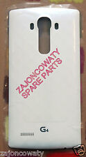 Genuine LG G4 H815 WHITE Battery Cover with NFC - ACQ87865353
