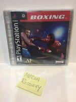 Boxing - PLAYSTATION 1
