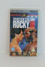 Rocky III PSP UMD