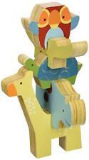 Skip Hop Giraffe Safari Stacking Animal Blocks Baby Toddler Toy NEW
