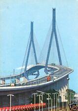 AK, Hamburg, Köhlbrandhochbrücke, um 1978