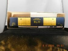 Athearn HO Scale 86' 8 Door Hi Cube Box Car Baltimore & Ohio