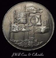 1996 Queen Elizabeth 70th Birthday £5 Five Pound Coin..