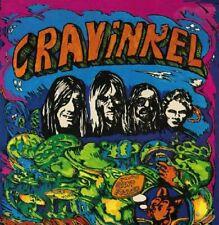 CRAVINKEL- Garden Of Loneliness - LP 1970 + Poster Longhair