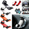 Universal Air Vent Mobile Phone Car Mount Cradle Holder for Samsung iPhone Sony