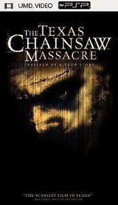 The Texas Chainsaw Massacre (UMD, 2005) - NEW!!