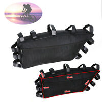 Electric Bike Trapezoid Battery Pack Storage Bag Bicycle li-ion 18650 E-bike NEW