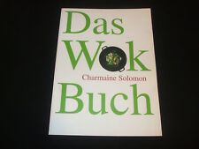 Charmaine Solomon - Das Wok Buch - großes Buch