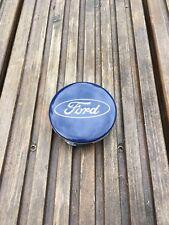 Genuine Ford Blue Wheel Center Caps  6M21-1003-AA DA FR3V-1003-AB #2536