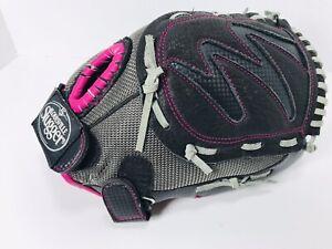 "🔥 Louisville Slugger Diva RHT Youth Baseball Softball Glove DV14 HP 11 1/2"""