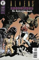 Alien Apocalypse Comic 2 The Destroying Angels Cover A First Print 1999 Schultz