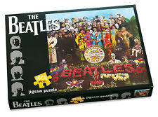 The Beatles Sergeant Pepper Jigsaw Puzzle (1000 Pieces) -Brand New - Paul Lamond