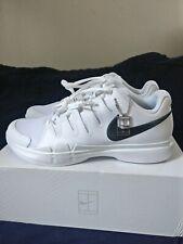 Nike Zoom Vapor 9.5 Tour Wimbledon White QS RF Tennis Sz 11 100% Authentic Shoes