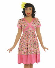 Any Occasion Floral Dresses for Women's 1950s