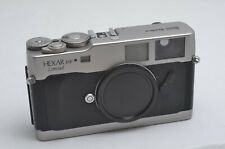 Konica Hexar Titanium RF Limited Leica M mount film camera body