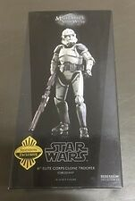 41st Elite Corps Clone Trooper Coruscant STAR WARS SIDESHOW 1:6 Scale 12""