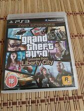 Grand THEFT AUTO: episodios de Liberty City (Sony PlayStation 3, PS3)