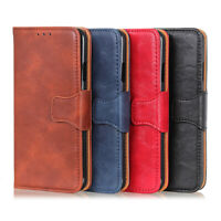 Retro Slim Wallet Leather Flip Stand Case Cover For Google Pixel 5 XL 4A XL 5 5G