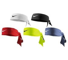 NEW Nike Dri-Fit Head Tie 2.0 Womens Headband Tennis Basketball embroidered