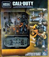 Mega Construx Call Of Duty Firebreak Weapon Crate( GCN93)-40 Pcs-New