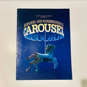 Rodgers and Hammerstein's Carousel - The Royal National Theatre Program Book