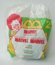 McDONALD'S STORM MARVEL SUPER HEROES #2 TOY JB3