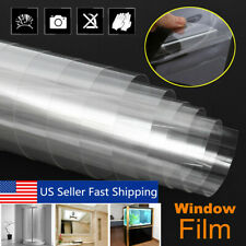4Mil Window Film Glass Protection Anti Shatter Explosion-Proof Building