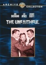 The Unfaithful 1947 (DVD) Ann Sheridan, Lew Ayres, Zachary Scott - New!