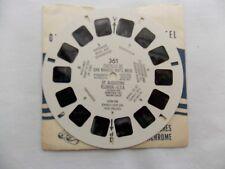 View Master  Reel  361 Castillo de San Marcos   Florida  1955  Rare