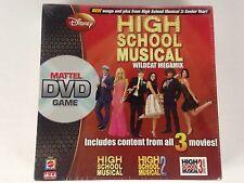 High School Musical DVD Game Wildcat Megamix HSM HSM2 HSM3 New