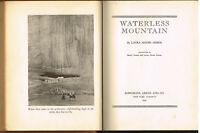 Waterless Mountain by Laura Armer 1931 1st Ed Rare Book!